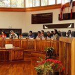 Sept délibérations votées lors de la 8ème séance de la session administrative