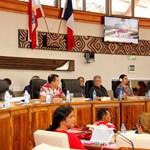 L'Accord de l'Elysée adopté lors de la neuvième séance de la session administrative