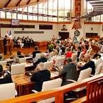 Séance solennelle d'ouverture de la session budgétaire 2017