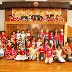 L'école élémentaire de la Mission en visite à l'assemblée
