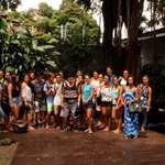 Lycée Sacré Cœur de Taravao : les 1ères ES découvrent la 3ème institution du Pays