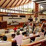 Une modification du règlement intérieur adoptée à l'assemblée