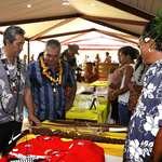 L'art marquisien s'expose à l'assemblée de la Polynésie française