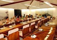 Les comptes financiers du lycée Aorai et du collège de Taaone étudiés en commission de l'éducation