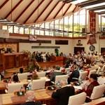 Ouverture de la session administrative de l'assemblée de la Polynésie française