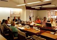 Réunion de la commission de l'équipement, de l'urbanisme, de l'énergie et des transports terrestres et maritimes