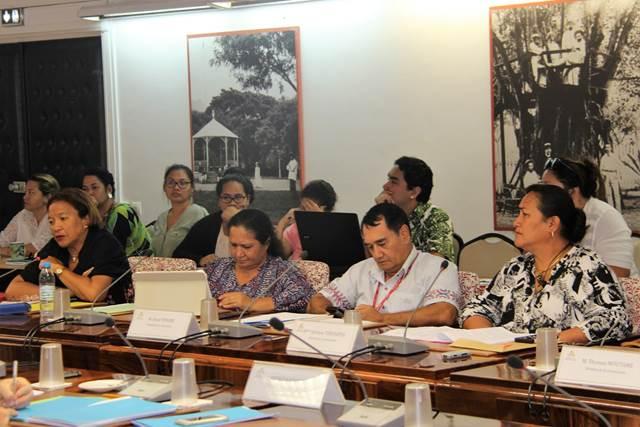 Deux projets de délibérations étudiés en commission de l'agriculture, de l'agroalimentaire, de l'élevage et du développement des archipels