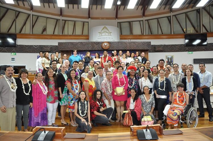 Près de 1000 citoyens réunis à l'assemblée à l'occasion de la première édition de la Nuit du droit en Polynésie