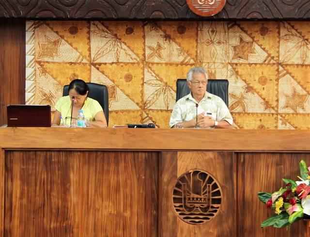 16 textes adoptés à l'occasion de la 8ème séance de la session budgétaire