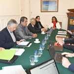 Rencontre à Paris avec la mission d'appui IGF-IGA-IGAS