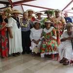 La 13ème édition du salon artisanal « Te rara'a » inaugurée par le président Gaston TONG SANG