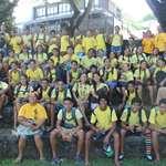 46 élèves du collège UPORU de Tahaa en visite à l'assemblée de la Polynésie française