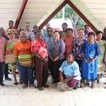 Une délégation de Lifou et de Sarraméa visite l'assemblée