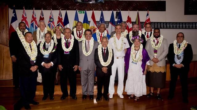 Ouverture de la Conférence du Groupe des Parlementaires des Îles du Pacifique: «Nous sommes le Peuple de l'Océan!»