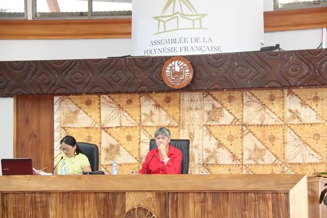 Quatorze textes adoptés lors de la séance de la commission permanente de l'assemblée.