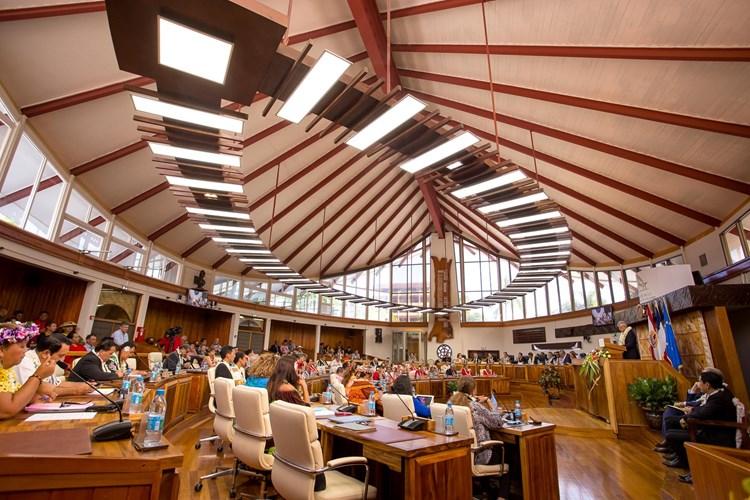 """Précisions du président de l'assemblée suite à un article publié hier dans """"La Dépêche de Tahiti"""""""