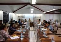 Des modifications du code de commerce applicable en Polynésie française étudiées par la commission de l'économie