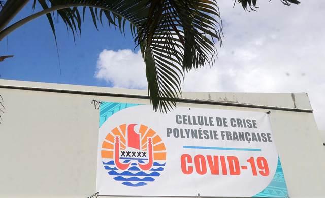 Communiqué de presse de la cellule de crise de crise du COVID-19 : Situation pour la Polynésie française au 31 mars 2020 à 16h