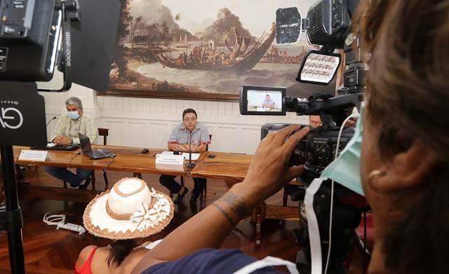 Communiqué de presse de la Présidence : Mise en œuvre de la continuité pédagogique en Polynésie française