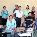 Don de matériels informatiques en faveur de la Fondation « Agir contre l'exclusion »