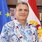 Condoléances du président de l'assemblée suite au décès de M. Bruce SHEPHERD, Consul général de Nouvelle Zélande