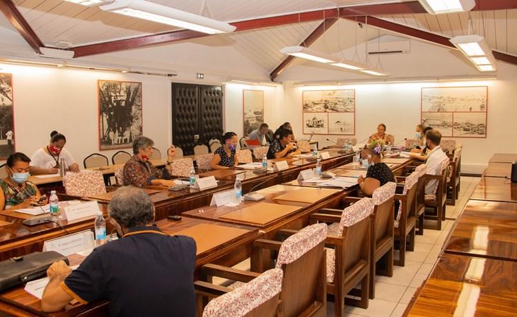Quatorze projets d'arrêté étudiés en commission de contrôle budgétaire et financier