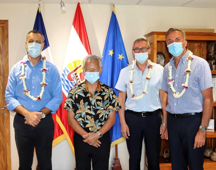 Rencontre avec les représentants local et nationaux du groupe «La Poste»