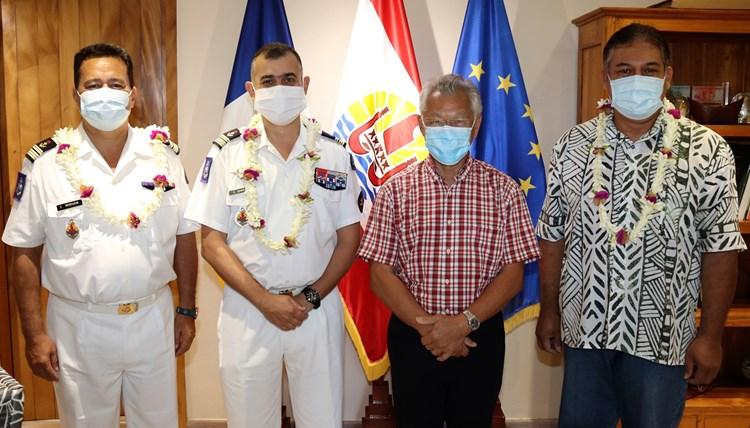 L'assemblée de la Polynésie française, futur lieu d'accueil des stagiaires du RSMA-PF