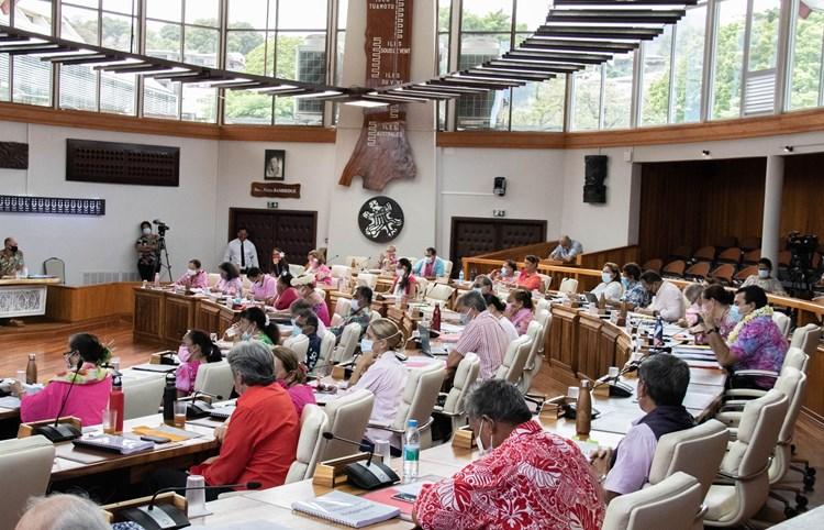 Le débat d'orientation budgétaire au cœur des discussions de la 4ème séance de la session budgétaire