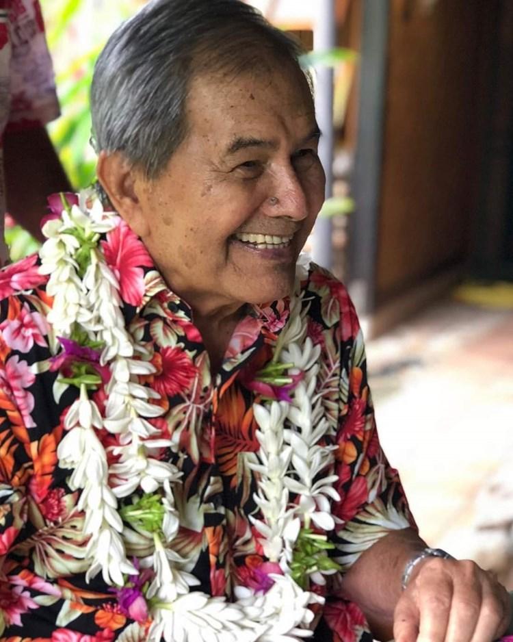 Condoléances du président Gaston TONG SANG suite au décès de M. Pierre LEHARTEL