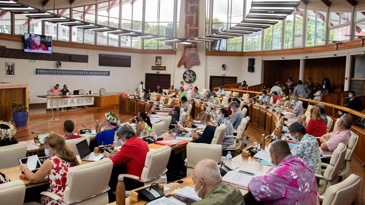 Onze textes adoptés durant la cinquième séance de la session budgétaire