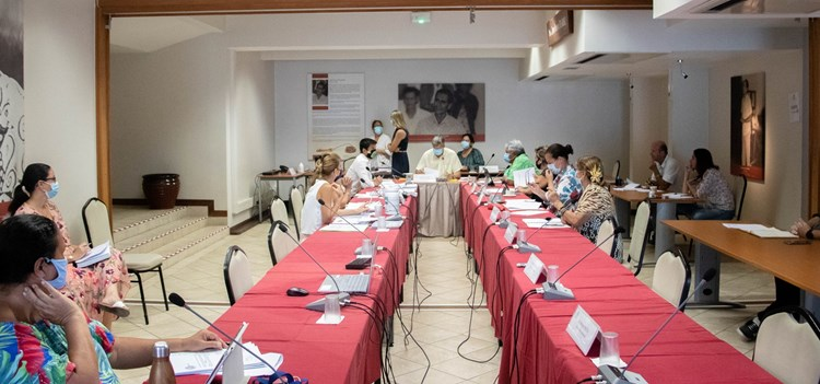 Sept projets de texte étudiés par la commission de l'économie