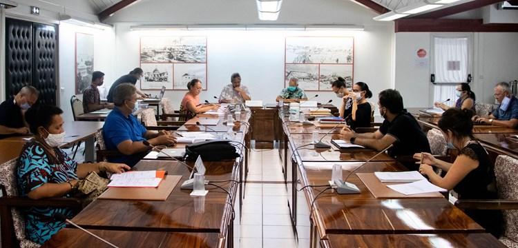 Trois projets de texte inscrits à l'ordre du jour de la commission des institutions