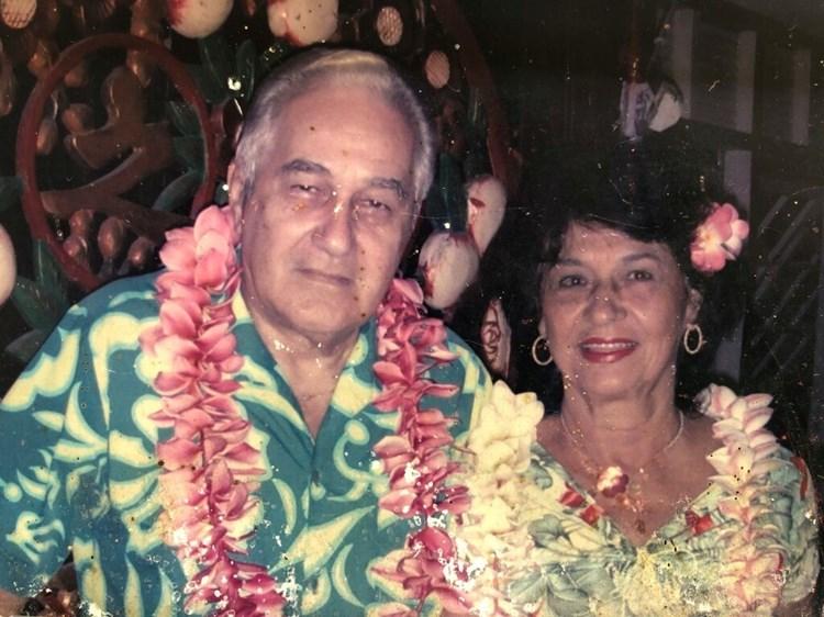 Condoléances du président Gaston TONG SANG suite au décès de Yannick Amaru