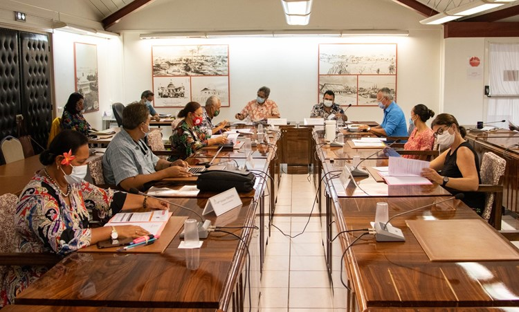 Un projet d'avis examiné par la commission des institutions