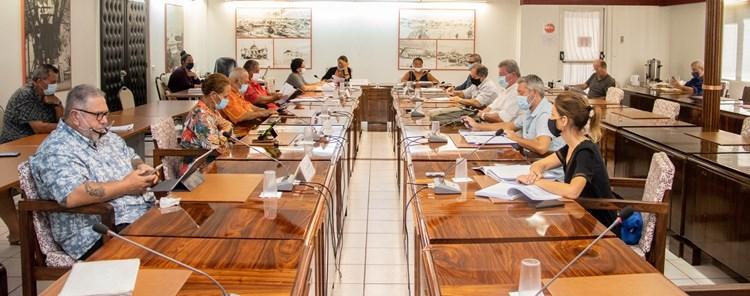 Un compte financier examiné par la commission du logement