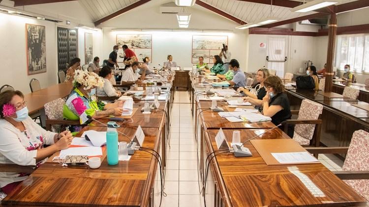 Un projet de loi du pays examiné par la commission de la santé