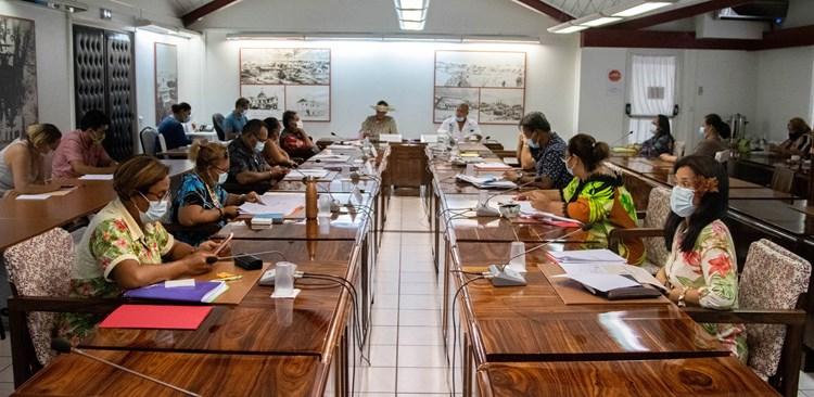 Un projet de loi du pays examiné par la commission de l'agriculture