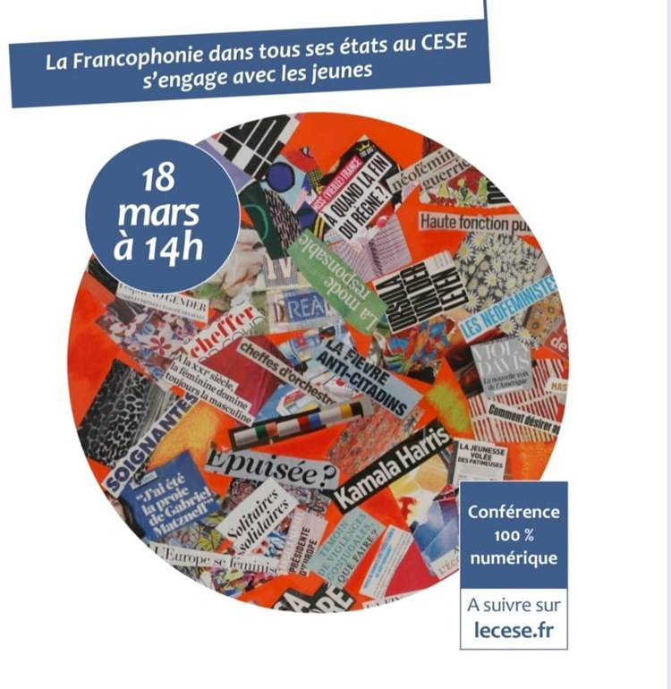 Tuariki TEAI et Tinalei MAHUTA s'engagent pour la francophonie au CESE