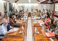 Quatre projet de délibération, un projet de loi de pays et une proposition de résolution étudiés par la commission de l'économie