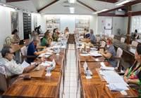 Treize projets d'arrêté étudiés en commission de contrôle budgétaire et financier de l'assemblée de la Polynésie française