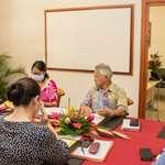 L'ordre du jour de la première séance de la session administrative validé en conférence des présidents