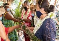 L'artisanat traditionnel à l'honneur dans le hall de l'assemblée de la Polynésie française