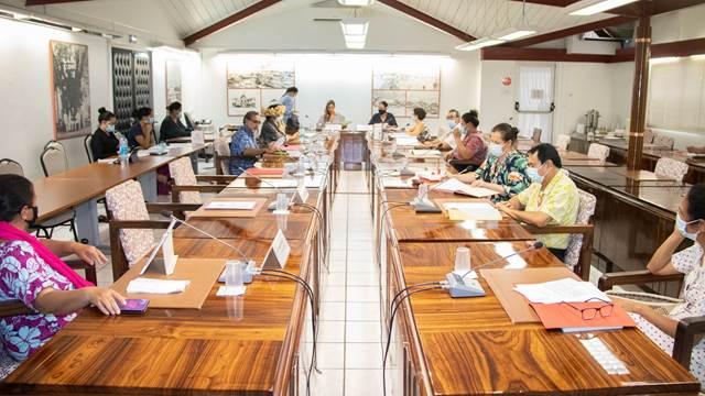 Deux projets de loi du pays étudiés par la commission de la santé