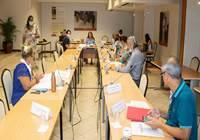 Six projets d'arrêté étudiés en commission de contrôle budgétaire et financier