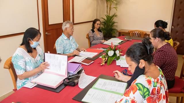 L'ordre du jour de la deuxième séance de la session administrative validé en conférence des présidents