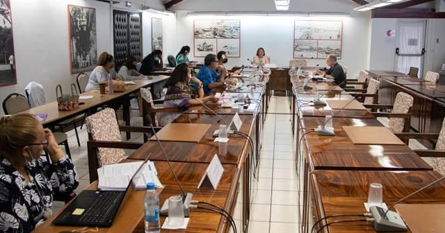 Dix-neuf projets d'arrêté étudiés en commission de contrôle budgétaire et financier de l'assemblée de la Polynésie française
