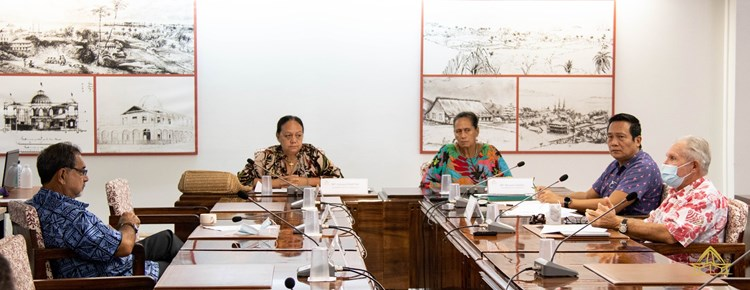 Un projet de délibération abordé en commission de la santé
