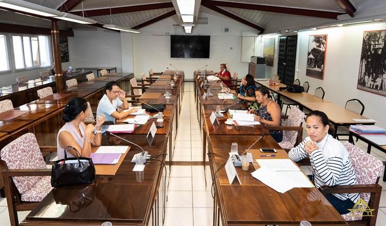 Quarante-cinq projets d'arrêté étudiés en commission de contrôle budgétaire et financier