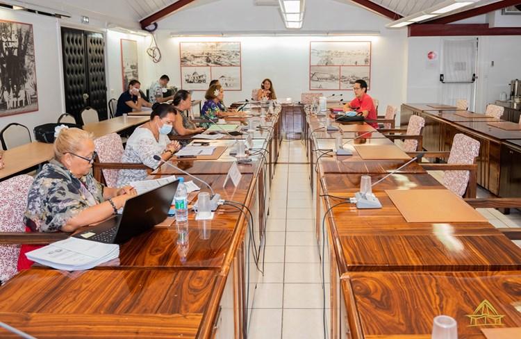 Trente-six projets d'arrêté étudiés en commission de contrôle budgétaire et financier